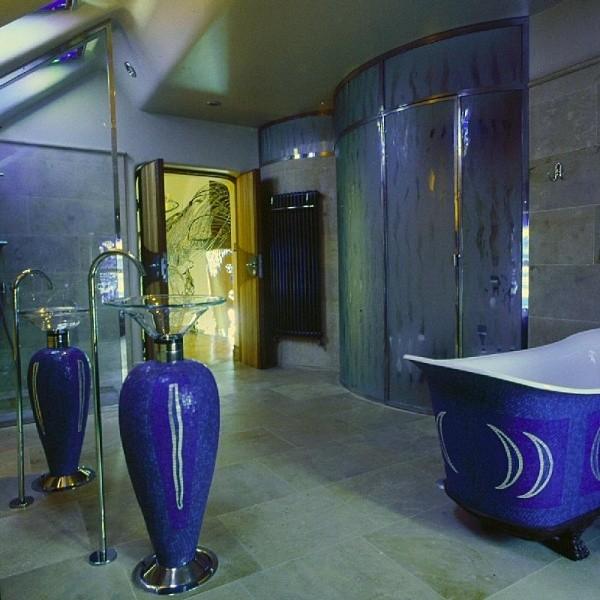 smoczy dom - łazienka