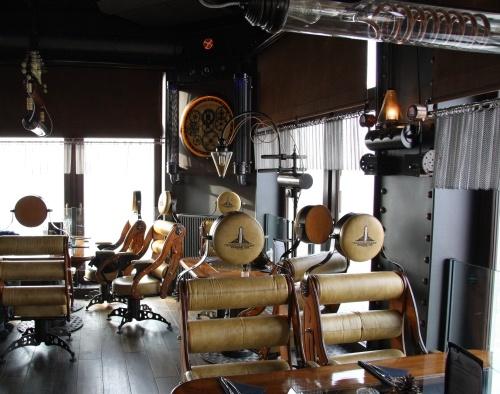 miejsce w stylu steampunk w Polsce
