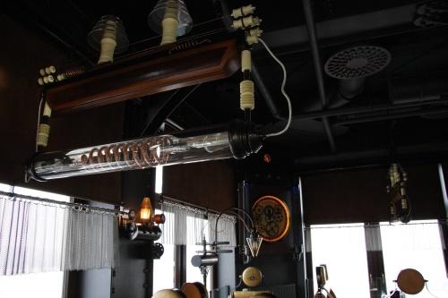 restauracja steampunk w Polsce