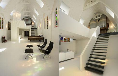 dom z kościoła - goth gothic gotycki