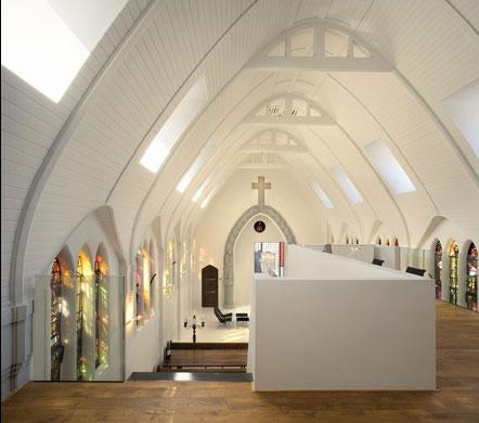 dom z kościoła - goth gothic gotycki - dla freaka