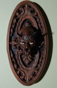 mroczne domy styl gothic fantasy