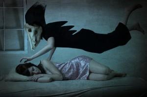 demony zmory nocne inkuby sukkuby