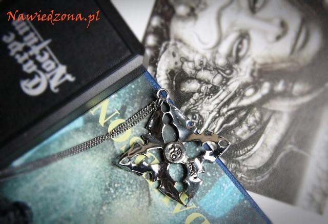 gotycka biżuteria talizmany amulety, magiczna biżuteria