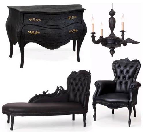 Jak urządzić pokój w gotyckim stylu?