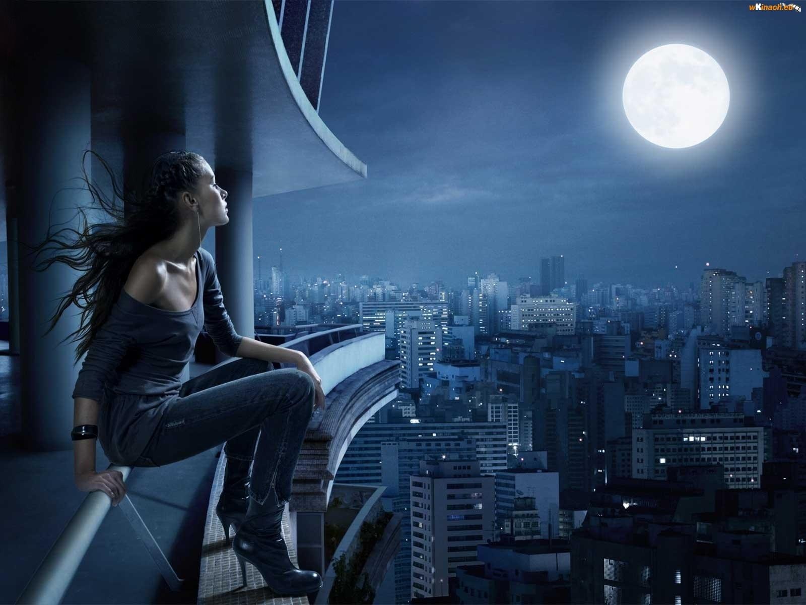 Nazwy poszczególnych pełni księżyca.