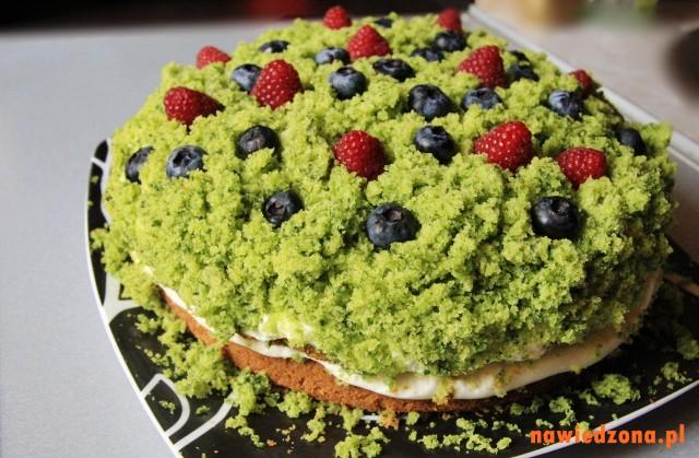 Leśny Mech. Czyli ciasto czarownicy :)