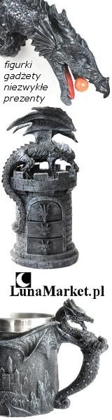 LunaMarket.pl Gothic Fantasy - magiczny sklep ezoteryczny