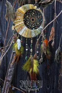 indiański łapacz snów znaczenie i symbolika