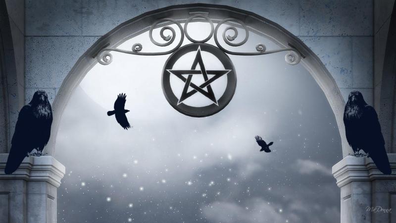 pentagram - znaczenie i symbolika