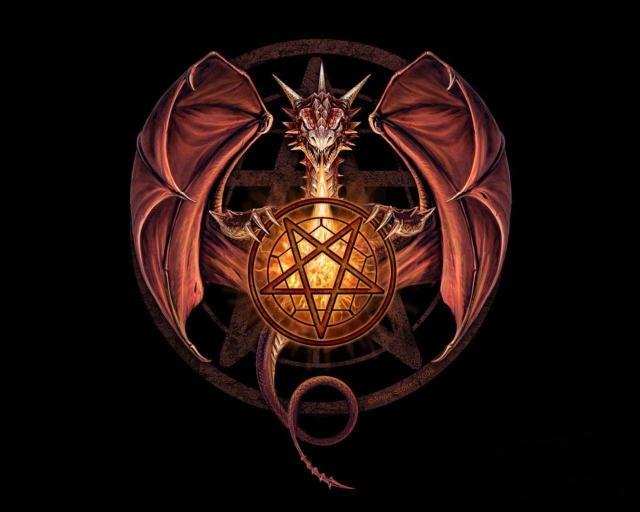 pentagram - znaczenie symbolu